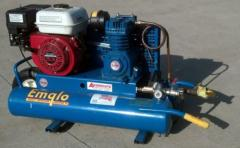 Where to rent COMPRESSOR, 8 HP GAS in Ketchum ID