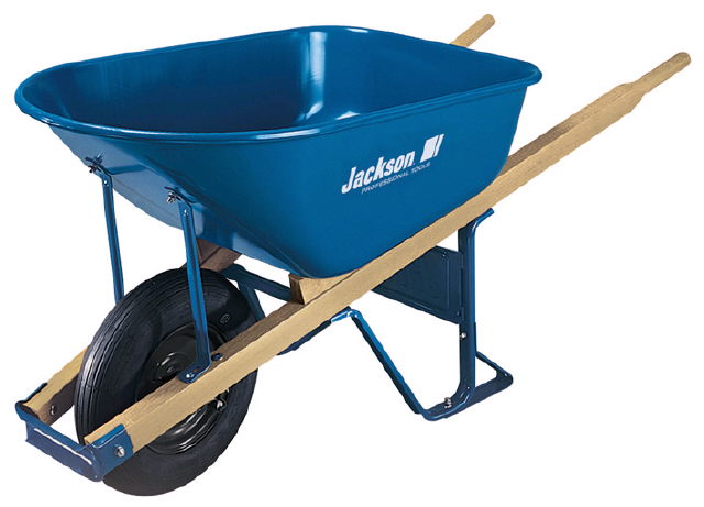 Where to find WHEELBARROW, 6 CU FT in Ketchum
