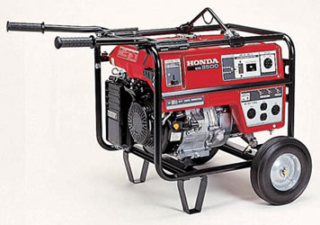 Where to find GENERATOR, EB3500 WATT in Ketchum