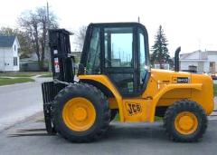 Where to rent FORKLIFT, 22  ST. MAST in Ketchum ID