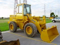Where to rent TRACTOR, LOADER, JD 344 in Ketchum ID