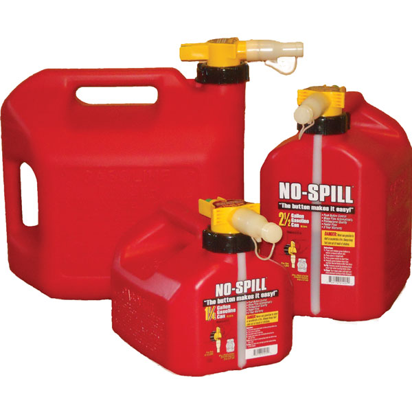 Where to find 5 GAL GAS CAN - RED CAN in Ketchum