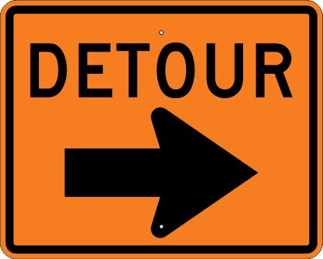 Where to find CONE, SIDEWALK DETOUR SIGN WITH 28 in Ketchum