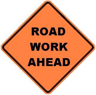 Where to find CONE, ROAD WORK AHEAD SIGN WITH 28 in Ketchum